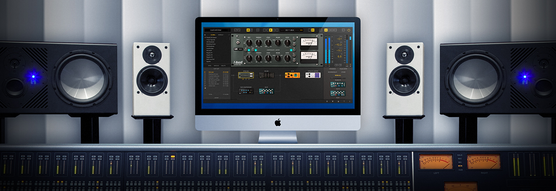 T-RackS 5 in the studio