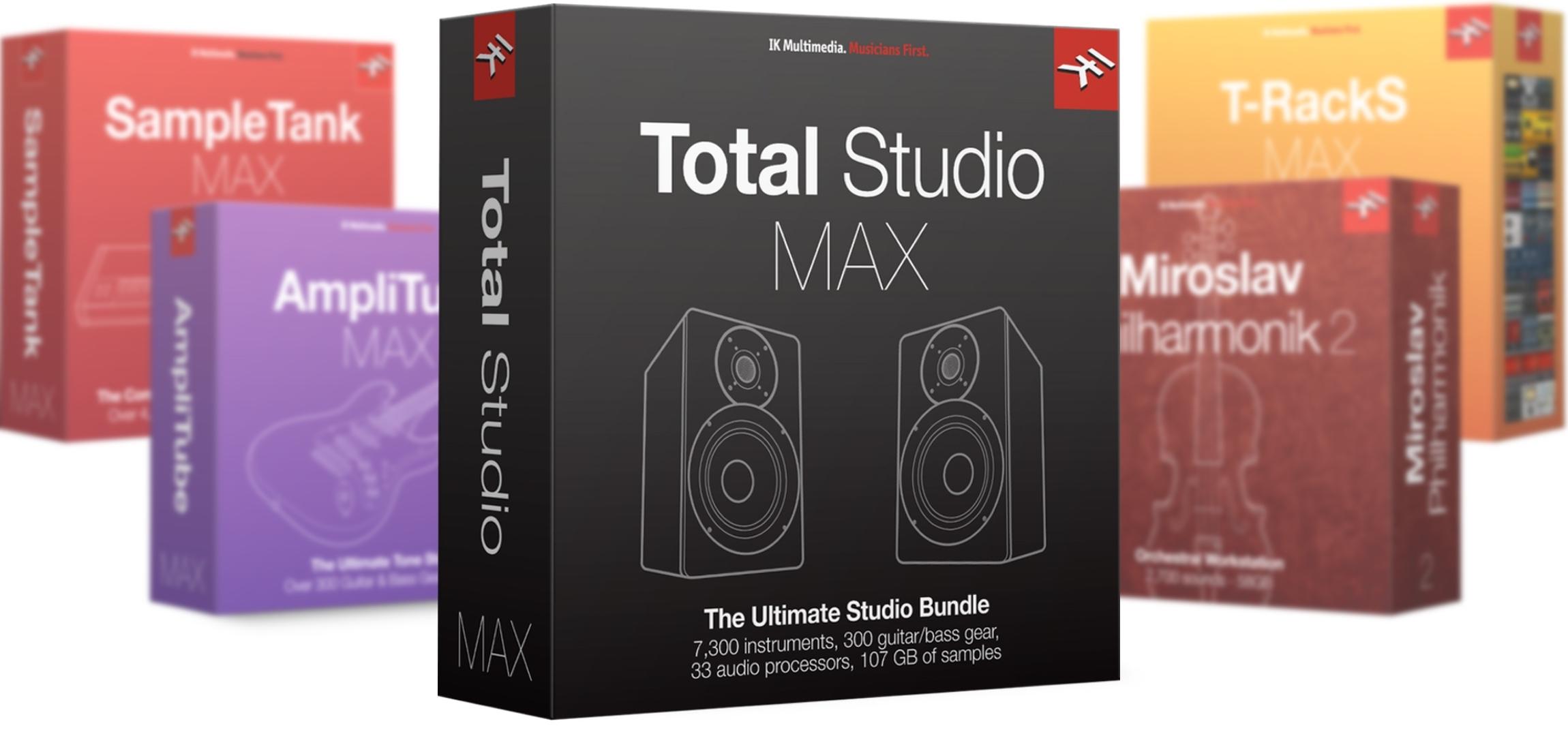 Total Studio MAX